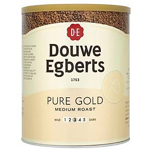 Douwe Egberts Pure Gold Instant Coffee Tin 750G