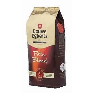 Douwe Egberts Real Coffee For Filters Bag 1kg