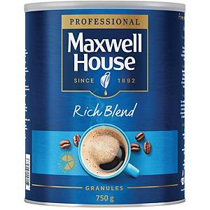 Maxwell House Rich Blend Coffee 750G Tin