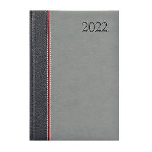 GROOVY G021 11D/P DIARY A5 ANTH/GRY