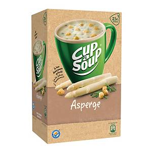 Cup-a-soup bags - asparagus  - box of 21