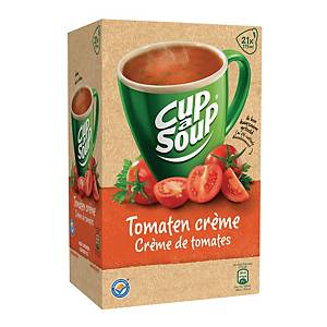 Cup-a-soup bags - Tomato cream - box of 21