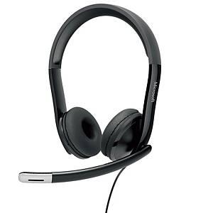 Microsoft LifeChat LX-6000 kuuloke langallinen USB-A