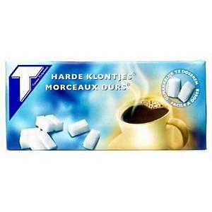 Morceaux de sucre de Tirlemont, le paquet de 1 kg