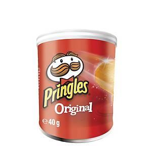 Pringles Original 40G Tub - Pack of 12