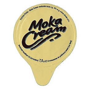 Moka Cream coffee milk cups 7,5g accessories for coffee and tea - box of 240