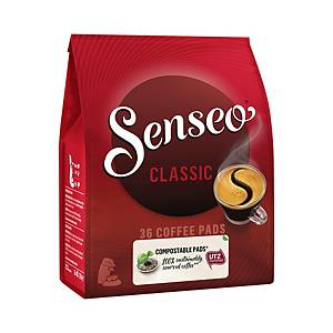 Senseo coffee pads classic 7g - pack of 36