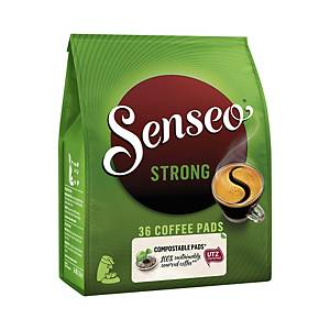 Senseo coffee pads dark roast 7g - pack of 36