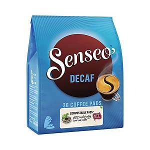 Senseo coffee pads cafeine free 7g - pack of 36