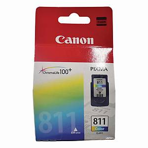 Canon CL-811 Inkjet Cartridge - Tri-color