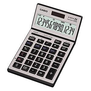 CASIO 卡西歐 JS-140 TVS 中型桌面計算機 14位