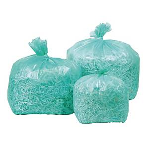 Sekoplas Enviroplus Eco-Friendly Waste Bags 47 x 54CM Green - Roll of 90