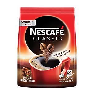 Nescafe Classic Coffee Refill 200g
