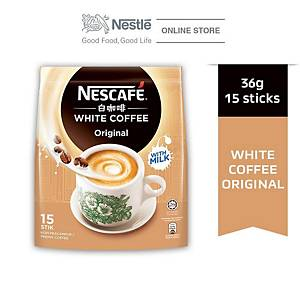 Nescafe Ipoh White Coffee - Pack of 15