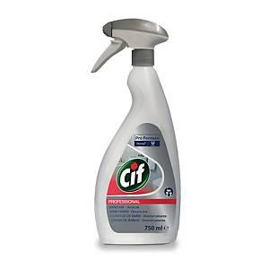 Cif Professional badkamerreiniger 2-in-1, per spray van 750 ml