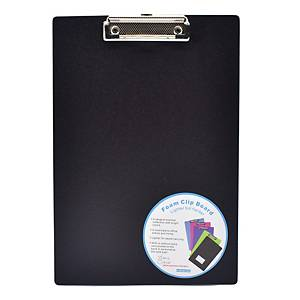 Bindermax A4 Clipboard Black