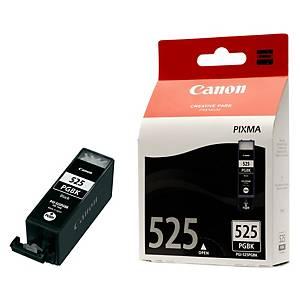 Cartouche jet d'encre Canon PGI-525BK, noire, 19 ml