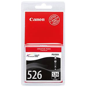 Canon CLI-526BK mustesuihkupatruuna musta