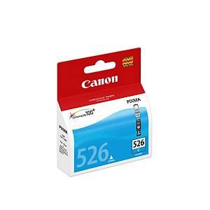 Canon inkoustová kazeta CLI-526C (4541B001), cyan