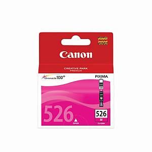 Canon inkoustová kazeta CLI-526M (4542B001), magenta