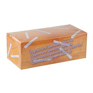 PK1000 WOOD TOOTHPICK INDIVIDUAL WRAPPED