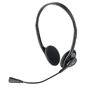 Trust Primo PC headset 2x3,5mm black