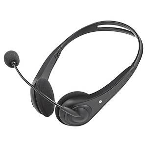 Trust Insonic Chat Binaural Headset For PC And Laptop