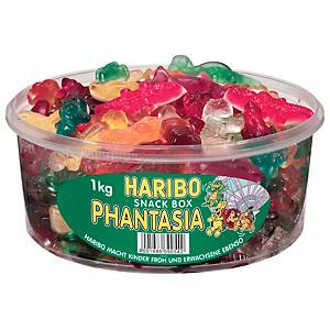 Fruchtgummi Haribo Phantasia, Mischbox mit 1000g