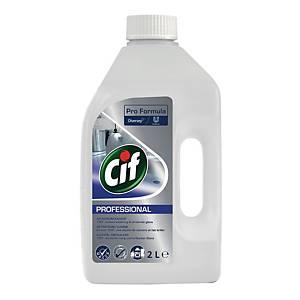 Entkalker Cif Professional, gebrauchsfertig, Inhalt: 2 Liter