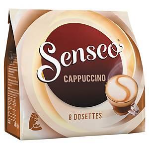 Cappuccino Senseo - paquet de 8 dosettes