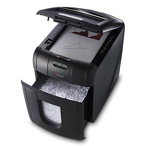 Rexel Auto+100 shredder cross-cut - 100 pages - 1 to 2 users