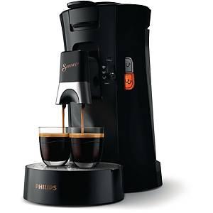 Kaffeepadmaschine Philips HD6563 Senseo,0,9 Liter, schwarz