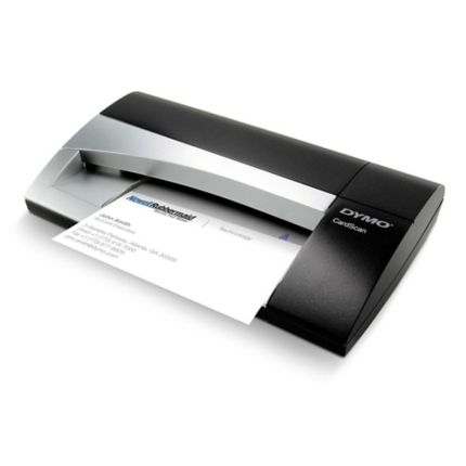 Dymo Visitenkarten Scanner Cardscan Executive V 9 Silber