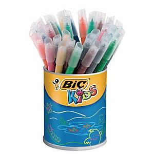 Bic Kids Couleur feutres couleur assorti - le pot de 36