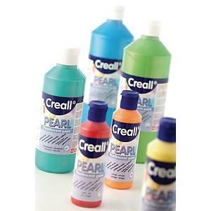 Creall Pearl peinture nacrée 500 ml jaune