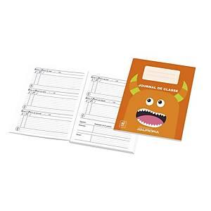 Journal de classe A5 français
