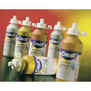 Creall peinture acrylique métallique 500 ml or