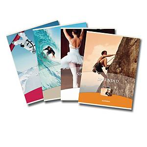 Splendid notebook A4 60 pages lined