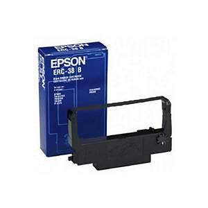 Farbband Epson ERC38, Nylon, schwarz