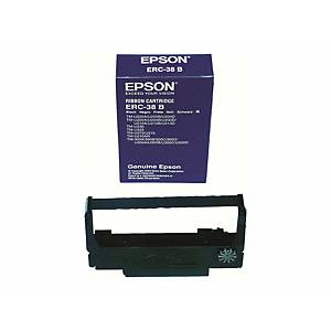Epson ERC38B Print Ribbon Black