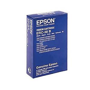 EPSON RIBBON ERC-38B ORIGINAL RIBBON BLACK