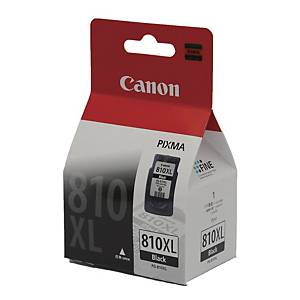 [직배송]CANON PG-810XL 잉크젯 카트리지 검정