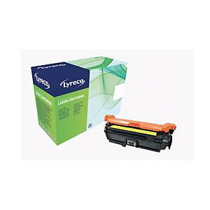 Lyreco HP CE252A Compatible Laser Cartridge - Yellow