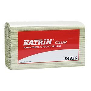 Katrin Classic käsipyyhe C-fold, 1 kpl=16 pakettia