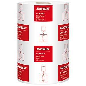Katrin Classic vetopyyhe S2 valkoinen, 1 kpl=12 rullaa