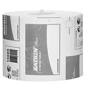 Katrin Plus System wc-paperi, 1 kpl=36 rullaa