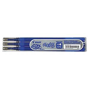 Tintenrollermine Pilot 2265 BLS-FRP5-S3, Strichstärke: 0,3mm, blau, 3 Stück