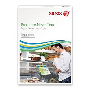 Xerox NeverTear Premium paperi A4 120mic säänkestävä, 1 kpl=100 arkkia