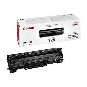 Canon 728Bk Toner Cartridge Black