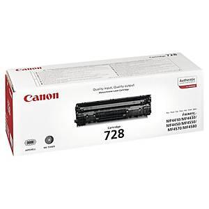 Cartouche de toner Canon CRG 728 - noire